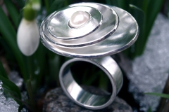 """""""Droppe"""" Ring"""