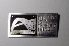 "Brosch ""The mind is a terrible thing"""