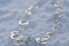 Halsband i sterlingsilver