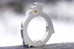 """Ring """"Kugge"""""""